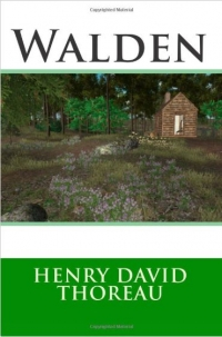 Cover photo of Walden by Henry David Thoreau