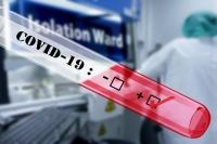 COVID-19, coronavirus, pandemic, medical test