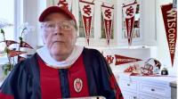 Author James Patterson Speaks to UW Graduates Virtually