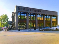 Outside View of La Crosse Distilling Co