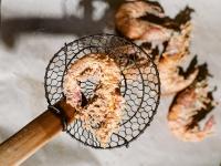 Fried Softshell Shrimp