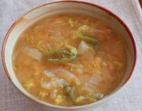Bowl of Soybean Paste Soup