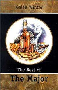 Book cover image for The Best of the Major by Galen Winter