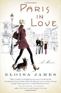Cover Art for Paris in Love