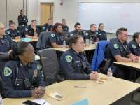 59thclass ofMadison Police Department recruits