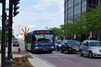 Wisconsin Avenue, Downtown Milwaukee, Public Transit