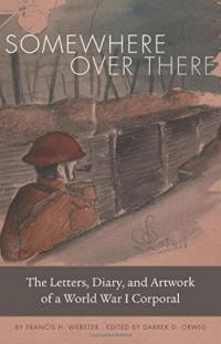 Book cover image for Somewhere Over There by Francis Webster