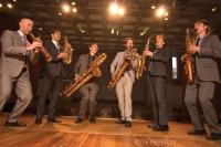 The Moanin' Frogs Saxophone Sextet
