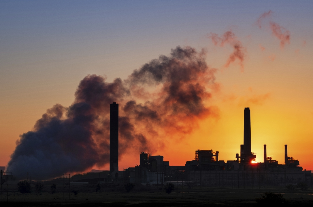 coal-fired power plant, climate change