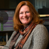 Milwaukee Symphony Orchestra broadcast host Lori Skelton